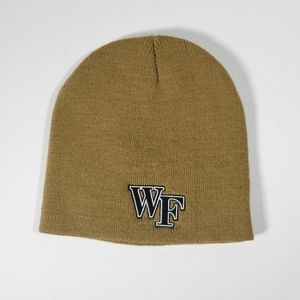 Wake Forest Deamon Deacons Beanie One Size